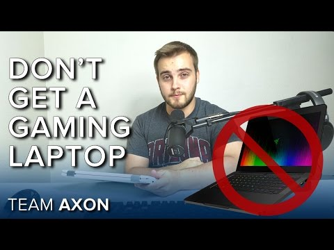 NEVER BUY A GAMING LAPTOP FOR COLLEGE - Build a Desktop Instead!