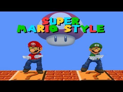 Super Mario Värityskuva