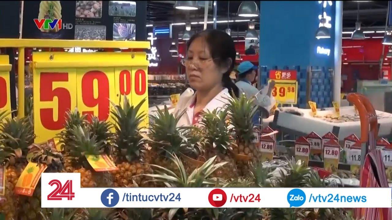 Yêu cầu nhập khẩu nông thủy sản của Trung Quốc ngày càng khắt khe | VTV24