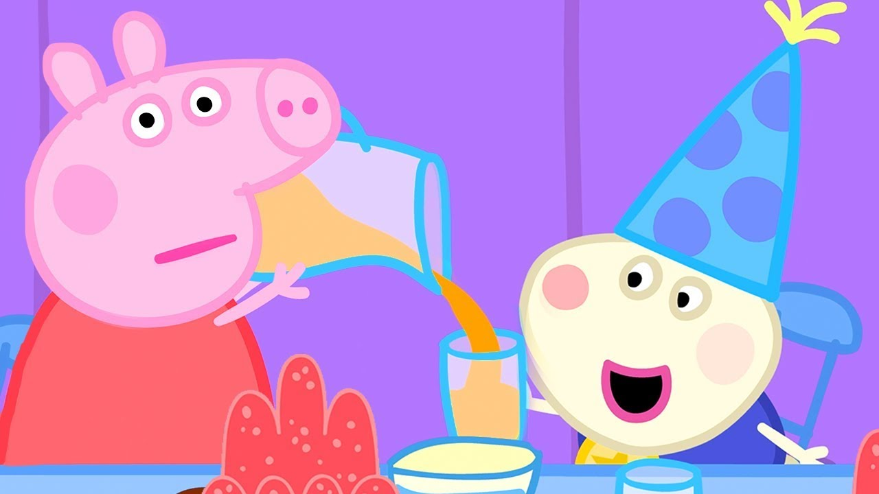 Peppa Pig Official Channel Peppa Pig Takes Care Of The Little Ones