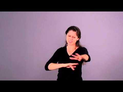 Holy Spirit in ASL & CC by Rock Church Deaf Ministry