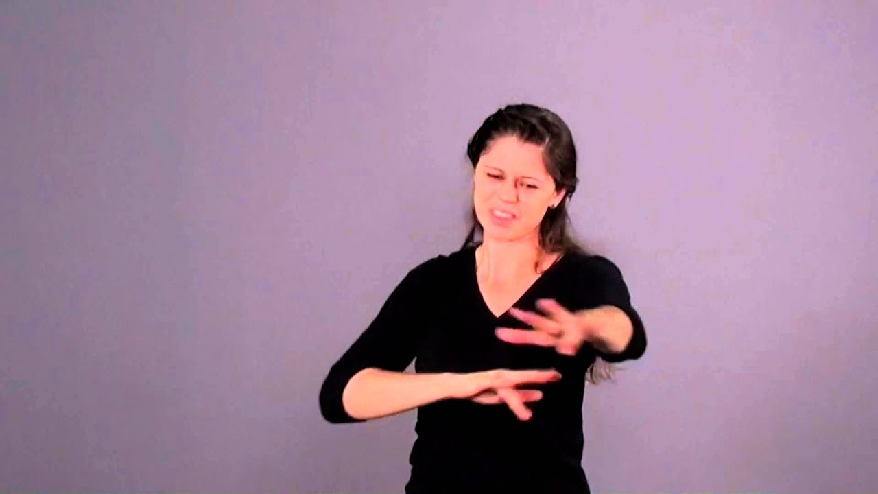 Holy Spirit in ASL & CC by Rock Church Deaf Ministry - YouTube