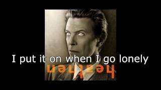 Cactus | David Bowie + Lyrics