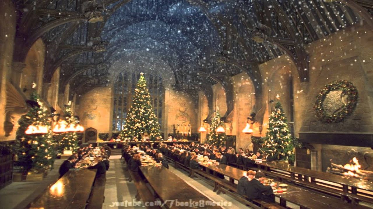 The Brothers Black Hogwarts Is Home For Christmas YouTube