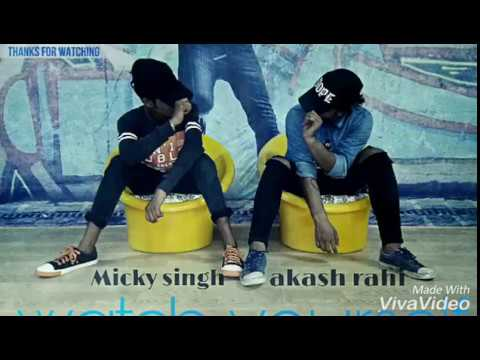 problem-betta watch yo self choreography // by micky singh //