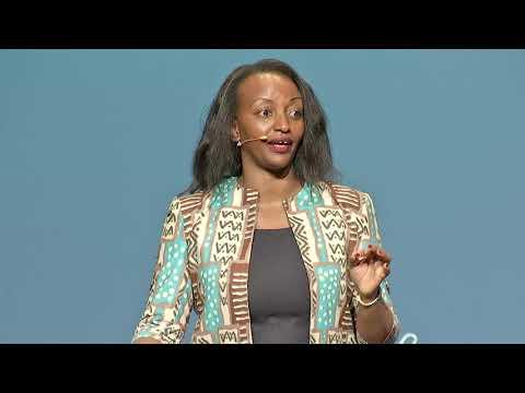 Rwanda Day 2019: Hon Soraya Hakuziyaremye: Minister of Trade and Industry