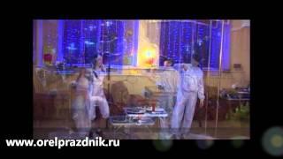 Шоу мыльных пузырей 2012 (www.orelprazdnik.ru)