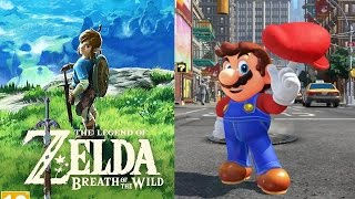 nintendo switch reveal talk about games
