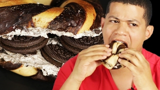 People Try Oreo Bagels
