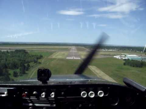 Landing at Debert CCQ3 - June