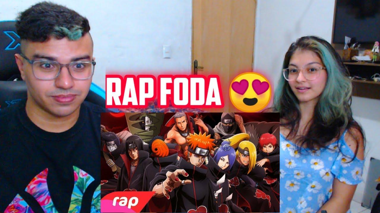 Download [REACT] Rap da Akatsuki (Naruto) - OS NINJAS MAIS PROCURADOS DO MUNDO   NERD HITS