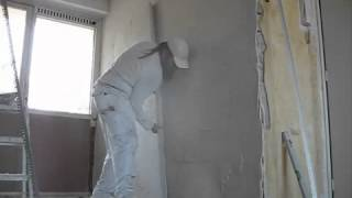 Gypsum Plaster work by S2 Brothers