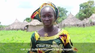 Guinée : accès à l'eau en milieu rural