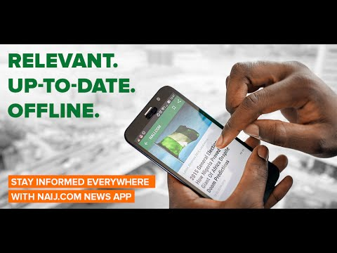 Nigeria News NAIJ.com Application (FREE)