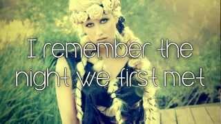 Watch music video: Ke$ha - Last Goodbye