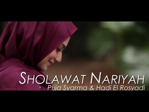 Puja Syarma Feat. Hadi El Rosyadi - Sholawat Nariyah [OFFICIAL]