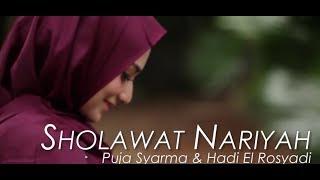 Gambar cover Puja Syarma feat. Hadi El Rosyadi - Sholawat Nariyah [OFFICIAL]