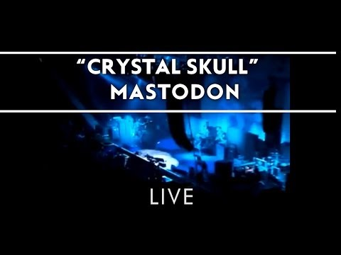 Mastodon - Crystal Skull [Live] Thumbnail image
