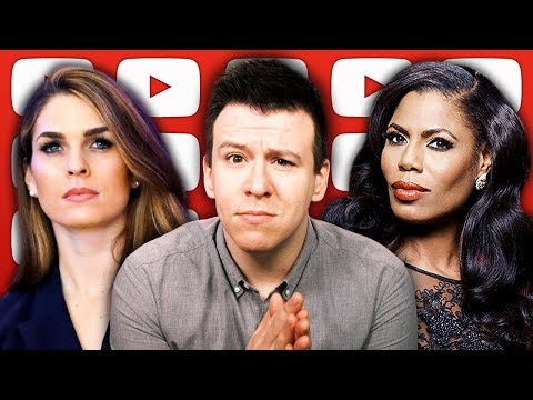 Why People Are Freaking Out About The Omarosa Controversy, Viacom Buying VidCon, and More