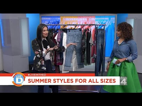 Live in the D: Stacy London's summer tips