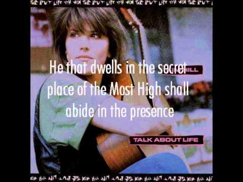 Kim Hill unspoken love lyrics