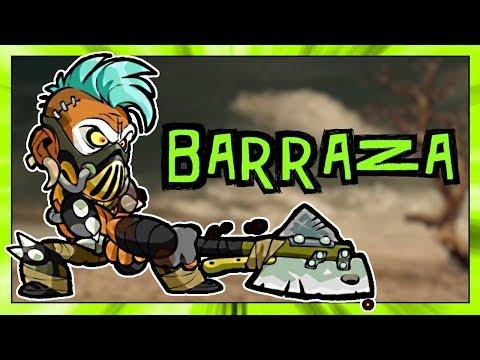 Barraza Is SO UNDERRATED!! • 1v1s + 2v2s + Ranked • Brawlhalla Gameplay
