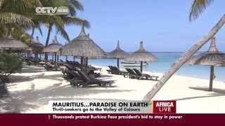 Mauritius: Thrill-Seekers Go to the Valley Of Colours