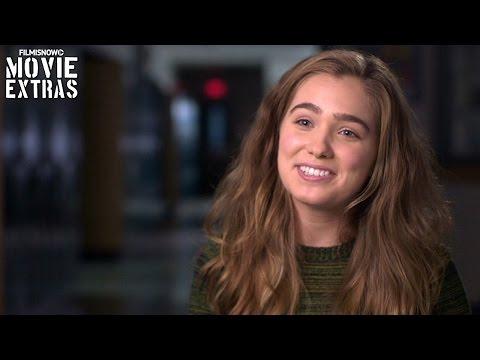 The Edge of Seventeen  Onset visit with Haley Lu Richardson 'Krista'