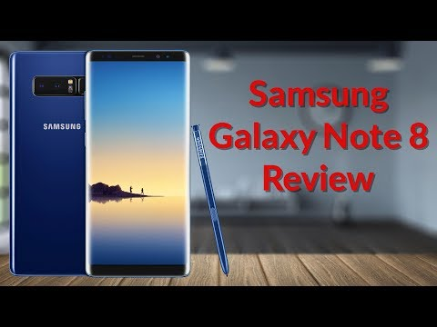 Samsung Galaxy Note 8 Review Yup It's The Best Android Phone