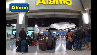 Car Rental - Self Check-In with Alamo - Las Vegas [⁴ᴷ⁶⁰]