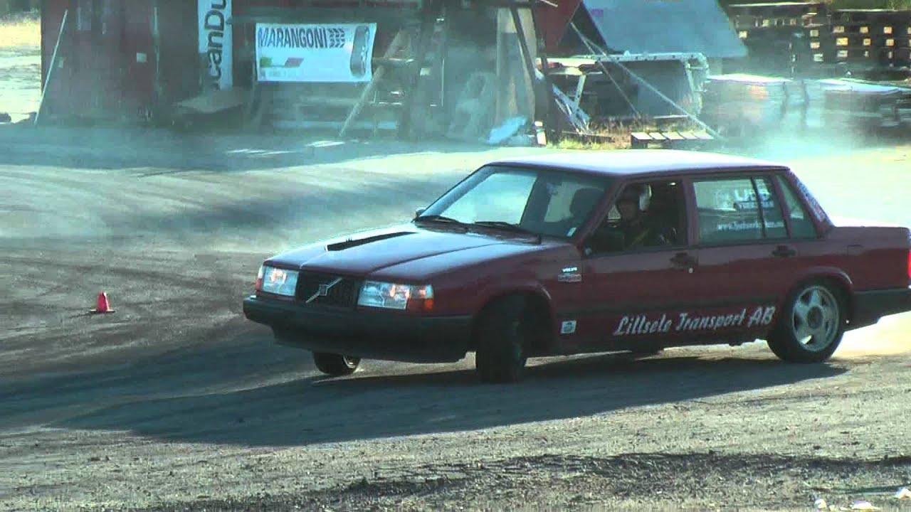 Drifting (Volvo 740) (2) - YouTube