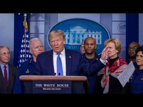 LIVE: Trump Coronavirus Press Conference