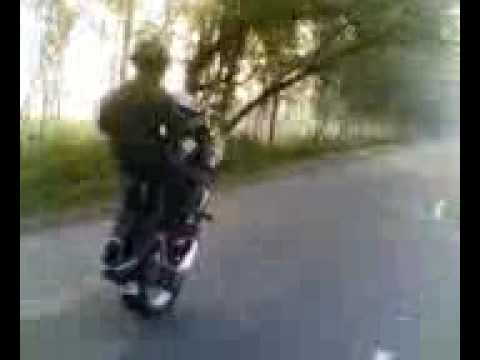 Motor Cyclist of Jabalpur Cantt-The High Fliers