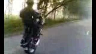 Motor Cyclist of Jabalpur Cantt-The High Fliers