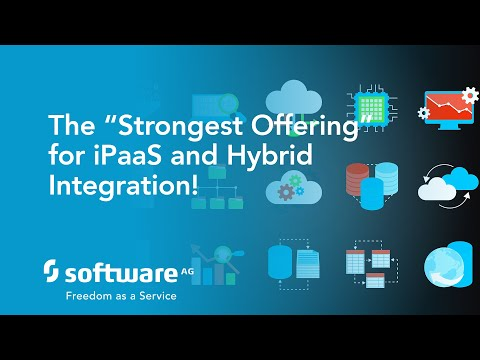 Demo: See the 'Strongest Offering' for iPaaS and Hybrid Integration