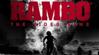 RAMBO THE VIDEOGAME  Gameplay PS3