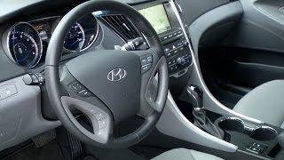 2014 Hyundai Sonata ► INTERIOR