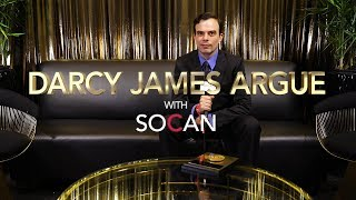 Darcy James Argue with SOCAN