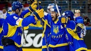 Украина-Румыния видео обзор хоккейного матча 11.02.2016 год(В японском Саппоро состоялся дебютный матч сборной Украины в рамках полуфинальной стадии отбора к Олимпий..., 2016-02-11T11:17:49.000Z)