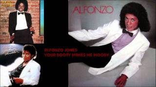 Alfonzo Jones (Michael Kinky Jackson sound alike) - Your booty makes me moody full