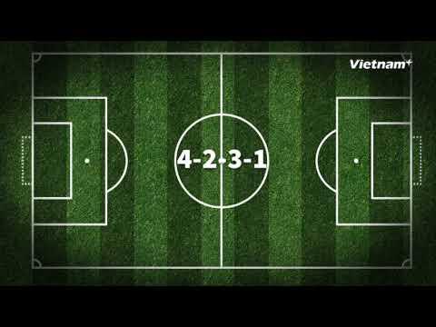 Tìm hiểu các chiến thuật phổ biến trong bóng đá