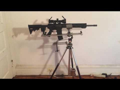 All metal fully adjustable shooting tripod