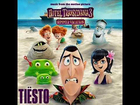 DJ TIËSTO - WAVE RIDER HOTEL TRANSYLVANIA 3