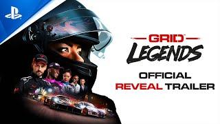 GRID Legends - Official Reveal Trailer | PS5, PS4