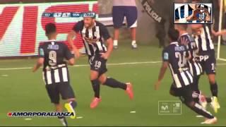 alianza corazón los goles mas gritados  2015