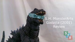 S.H. MonsterArts Godzilla (2001) Review