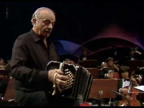 Astor Piazzolla plays Piazzolla Bandoneon Concerto I.-Allegro Marcato mp3