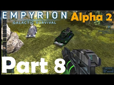 MULTITOOL EXPLOIT !!!  | Empyrion–Galactic Survival | Alpha 2.0 Gameplay/Let's play | Part 8