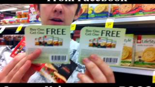 Red Hot Savings on Lasagna and Other Groceries! Thumbnail