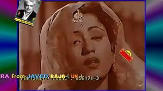 LATA JI~Film~NIRALA~{1950}~Mehfil Mein Jal Uthi Shama~[* Tribute To Great *CHITALKAR RAMCHANDRA *]HD